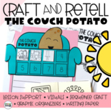 The Couch Potato (Retelling a Story) Craft (Story Sequencing)