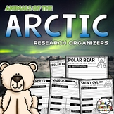Arctic Animal Report Research Project Organizers