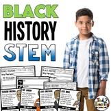 Black History STEM Challenges