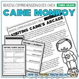 Caine Monroy Reading Comprehension Passage and Questions