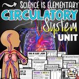 Circulatory System Human Body Systems Unit