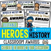 End of the Year Awards - Heroes of History Biography Awards