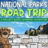 Plan a Vacation National Parks Road Trip a Project Based Learning