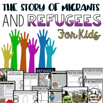 Refugees and Migrants a Unit of Understanding and Kindness