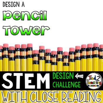 STEM Challenge - Design a Pencil Tower