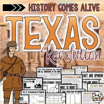 50% OFF 1ST 48 Texas Revolution Unit