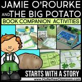 JAMIE O'ROURKE AND THE BIG POTATO COMPANION ACTIVITIES