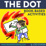 THE DOT by Peter Reynolds ACTIVITIES and BOOK COMPANION RESOURCES