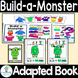 ADAPTED BOOK-Build a Monster