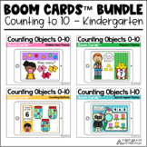 Counting to 10 Boom Cards™ Bundle