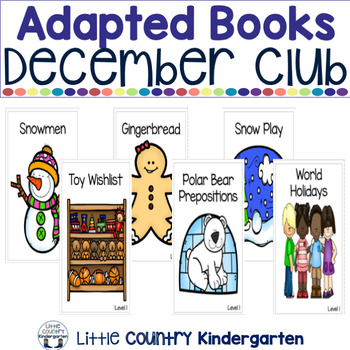 December Adapted Book Club