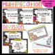 Halloween Math Task Cards - Place Value, Multiplication, Division, & Rounding