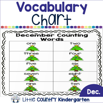 Math Adapted Books: December Ornament Counting