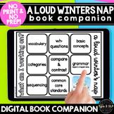 ON SALE 24 HOURS No Print: A Loud Winter's Nap (Book Companion)