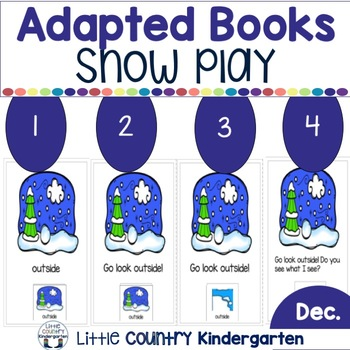 Snow Adapted Books