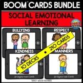BOOM CARDS Social Emotional Learning BUNDLE Set 1 Distance