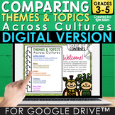 Compare and Contrast Themes & Topics Across Cultures Google Classroom™