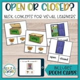 Basic Concepts for Speech Therapy | Open or Closed