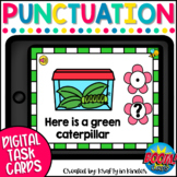 Punctuation Marks Spring Boom Cards