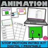 Stop Motion Animation Kit Distance Learning