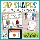 3D Shapes Activities | Distance Learning