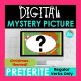 Spanish Christmas Digital Mystery Picture   Regular Preter