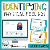 Identifying Physical Feelings | Boom Cards