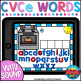 Magic E Spelling Boom Cards   Distance Learning