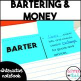 Bartering & money economics interactive notebook