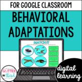 Behavioral adaptations, migration, hibernation for Google Classroom DIGITAL