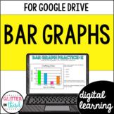 Bar Graphs for Google Classroom DIGITAL