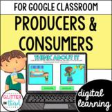 Producers and consumers economics Google Classroom DIGITAL