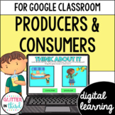 Producers and consumers economics Google Classroom Distance Learning