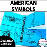 American symbols activity interactive notebook