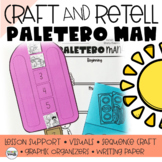 Paletero Man, Retelling a Story Craft (Story Sequencing)