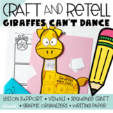 Giraffes Cant Dance Story Sequence and Retelling Craft