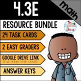Adding Fractions (Same Denominator) - 4.3E Math TEKS Resource Bundle