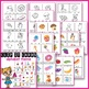 Alphabet Clip Cards (Alphabet Clip It Games)