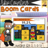 BOOM Cards- Skip Counting by 2, 5, and 10 Digital Task Cards