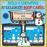 BUILD-A-SNOWMAN ARTIC BOOM CARDS™25 sounds including S/L a