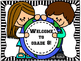 Back to School: Welcome to ____ Grade Door Posters {1st-8th grades}