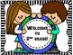 Back to School: Welcome to ____ Grade Door Posters {1st-8t
