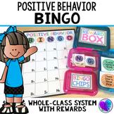 Behavior Bingo - A Class Behavior Management System