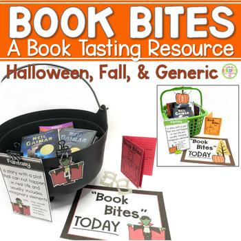 Book Bites Book Three Editions Halloween, Fall, Generic