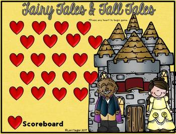 CKLA Fairy Tales and Tall Tales Interactive Review Game