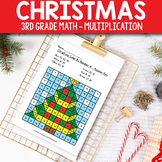 Christmas Activities for 3rd Grade - Christmas Math Worksheets