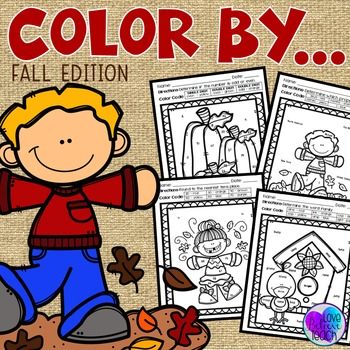 Color By... Fall Edition