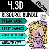 Comparing Fractions: 4.3D Math TEKS Resource Bundle