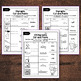 Consonant digraphs Sort , Digraphs Worksheets - Picture Word Match