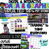 DIGITAL Graphs - Distance Learning - Google Slides - Seesaw